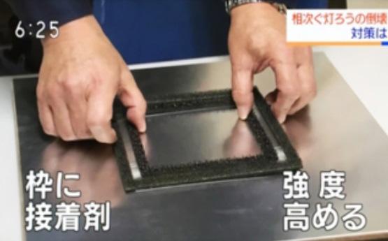 NHKテレビ取材