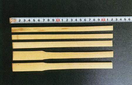 シーリング用竹ベラ